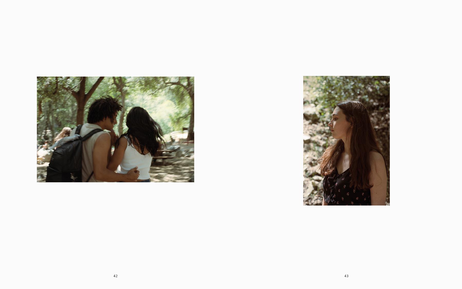 The Road To Switzer Falls, Photography By Ioannis Koussertari 5 friends journey to Switzer Falls California, featuring Shayne Davis, Devin Way, Brandon Win, Nemesis Ruiz, Kristen Kimmel.