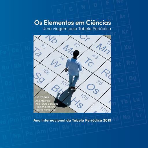 Divulgação do Livro 'Os elementos em Ciências: Uma viagem pela Tabela Periódica'