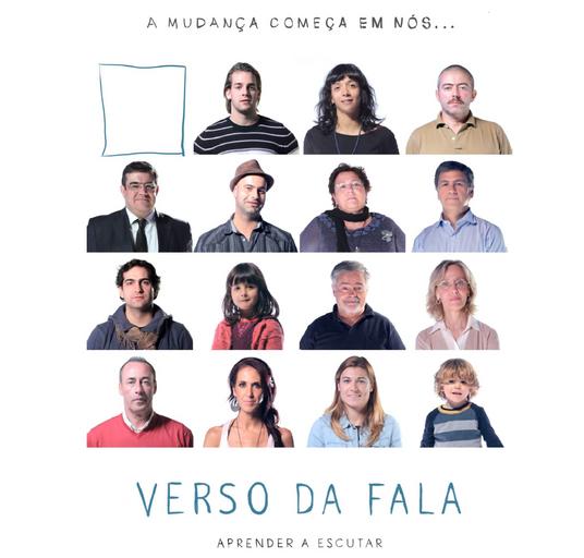 Cinema Inclusivo - O Verso da Fala