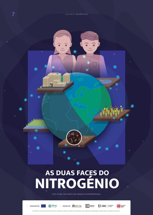 'A Floresta do Futuro' e 'As duas faces do nitrogénio'