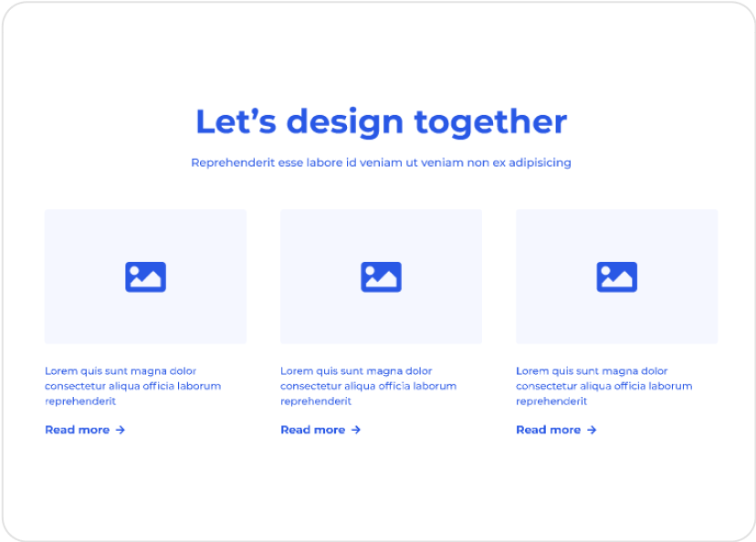 Wireframe UI template samples.