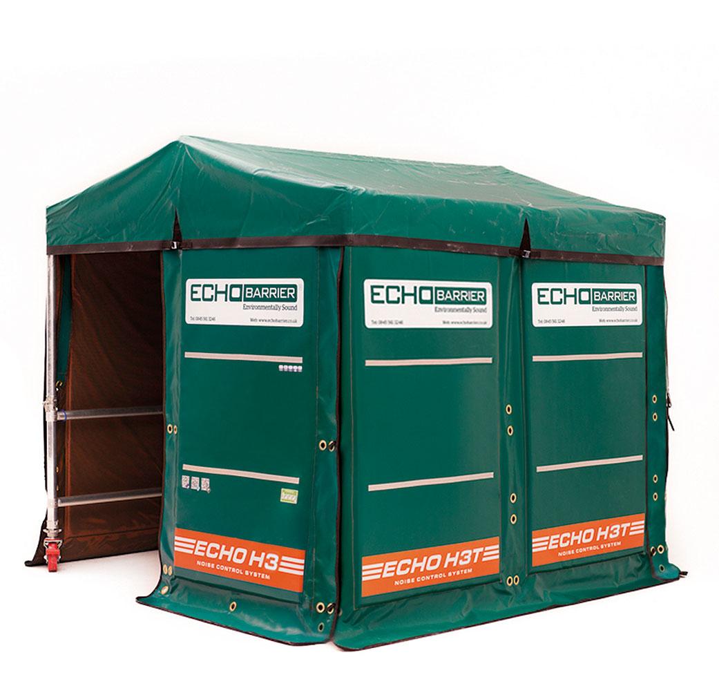 H2O Acoustic Enclosure