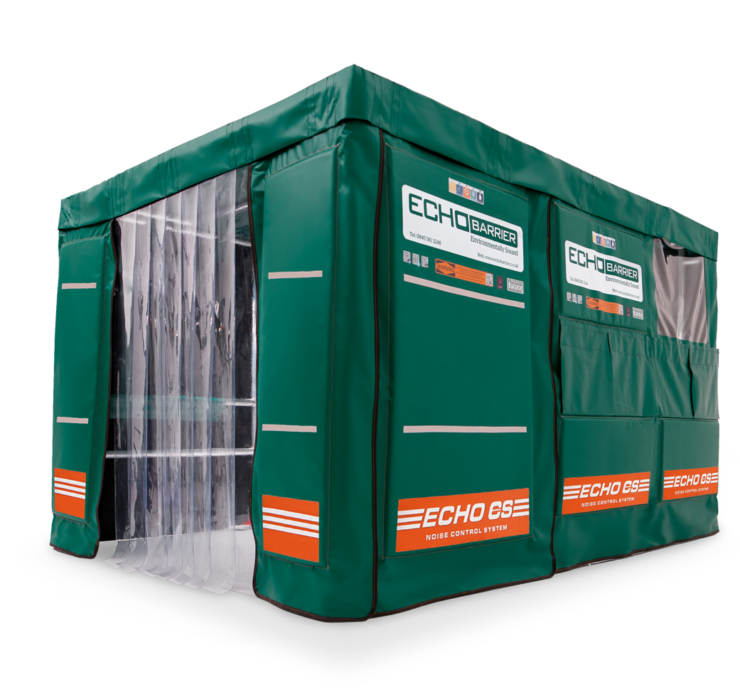 The Echobarrier CS Compact Cutting Station