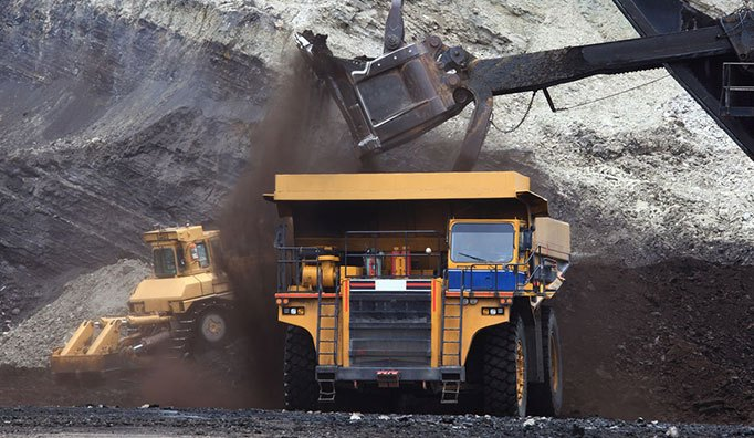Industry mining box