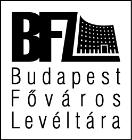Budapest Főváros Levéltára logo