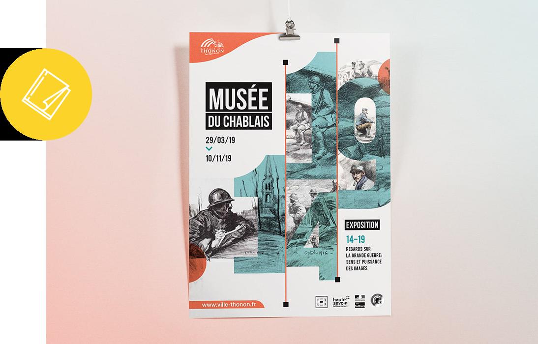 design graphique graphisme - flyer - affiche - brochure - magazine - faire part - stylo - textiles - signalétique - carte de visite - naoms