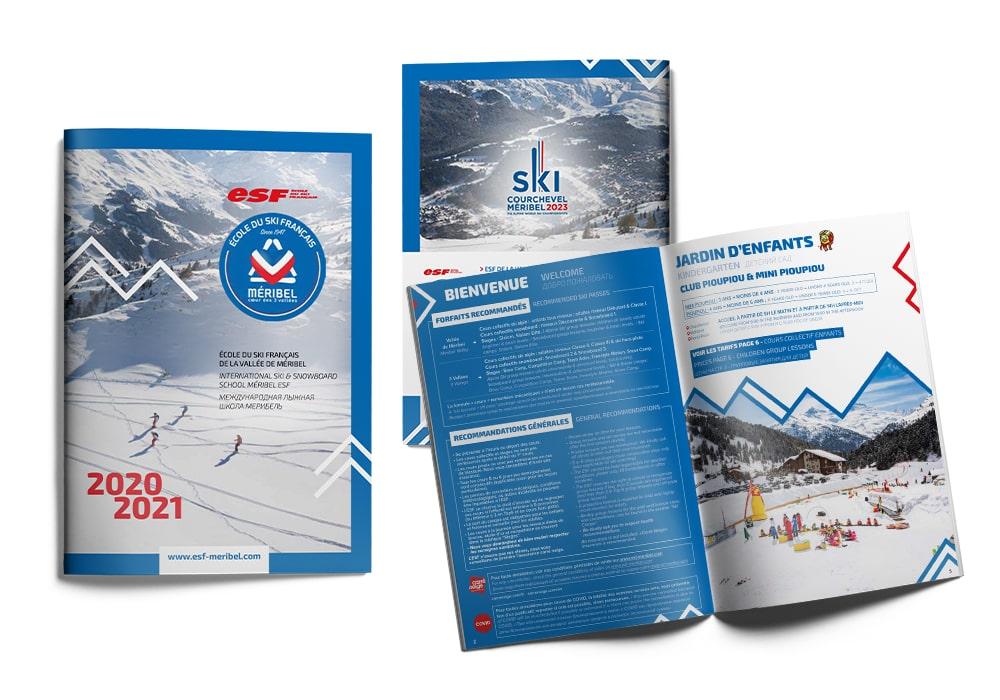 Naöms ESF stations brochure