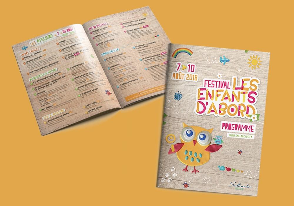 Naöms édition jeunesse illustrations les enfants d'abord sallanches festival