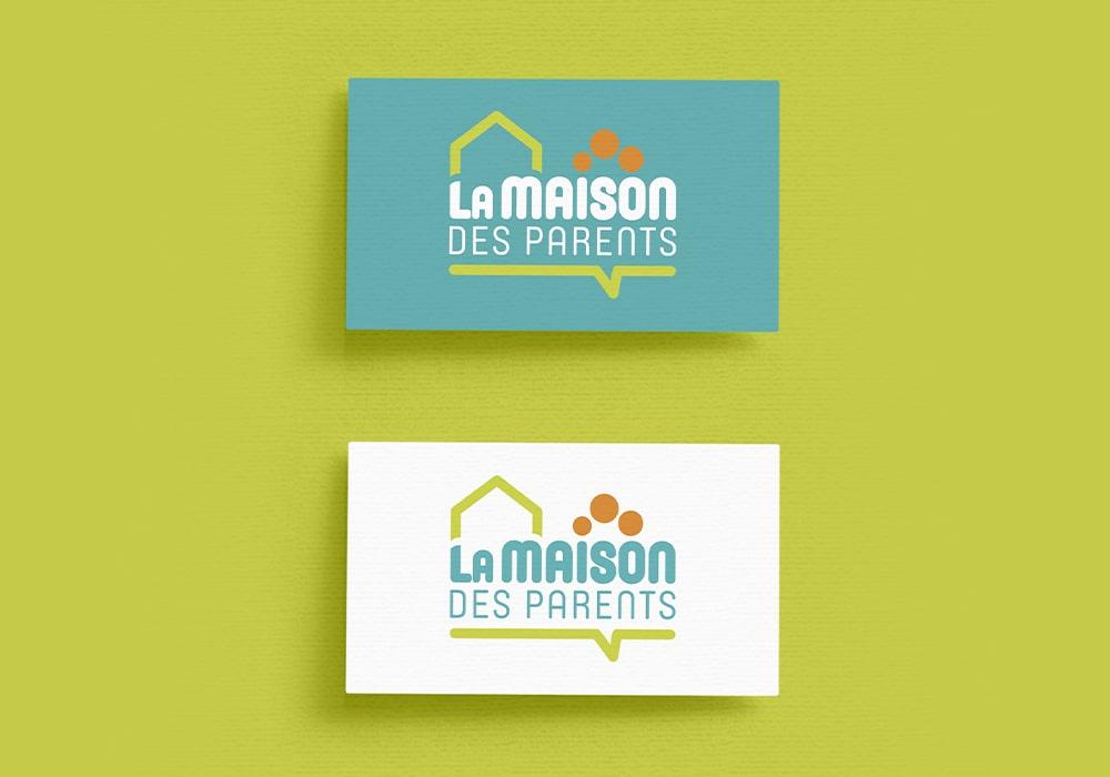 logo la maison des parents aix-les-bains