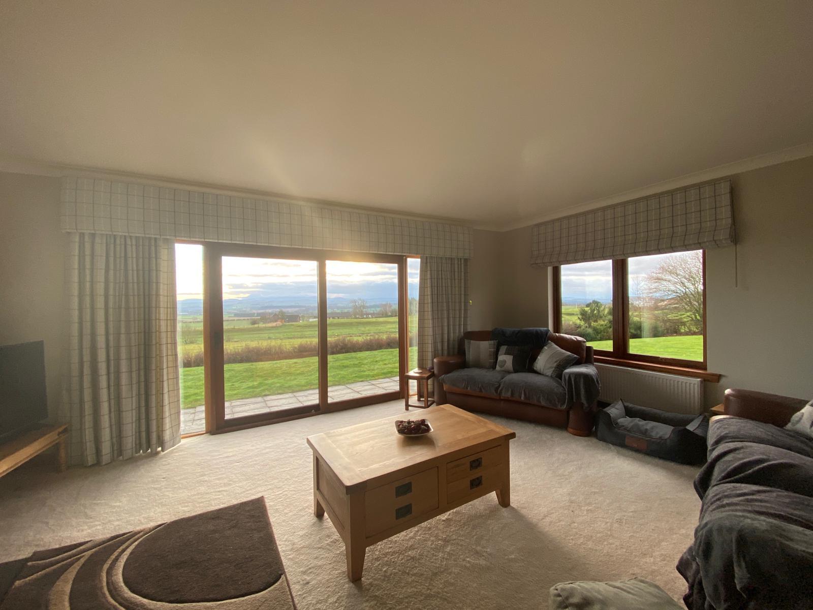 Smart modern living rooms