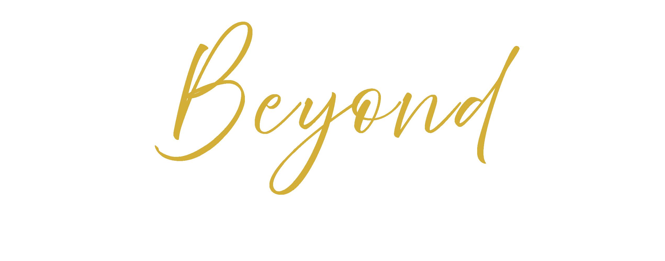 Logo Beyond Visuals Hochzeitsfoto- und Videografie