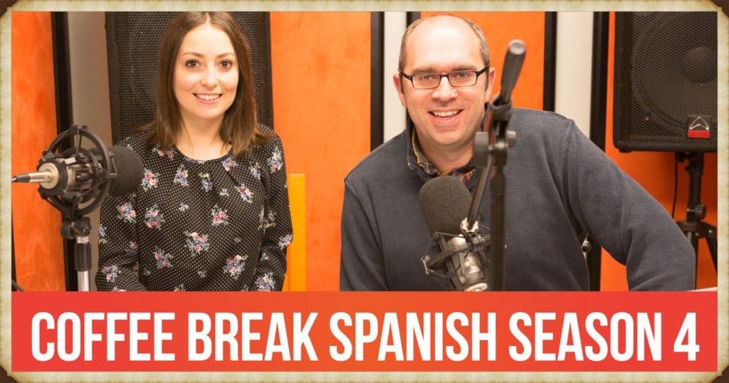 Spanish Coffee Break