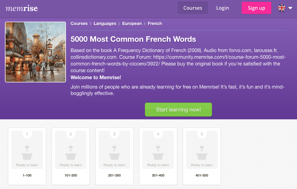 most-common-french-words