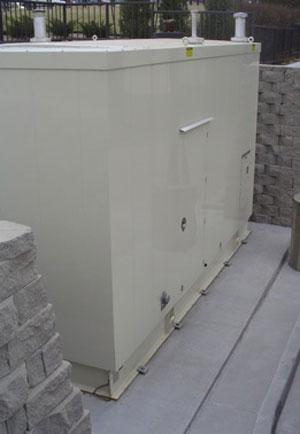 UPS System Installation Robert J. Dole Federal Building
