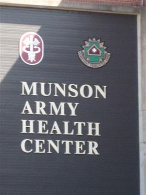 Munson Military Hospital