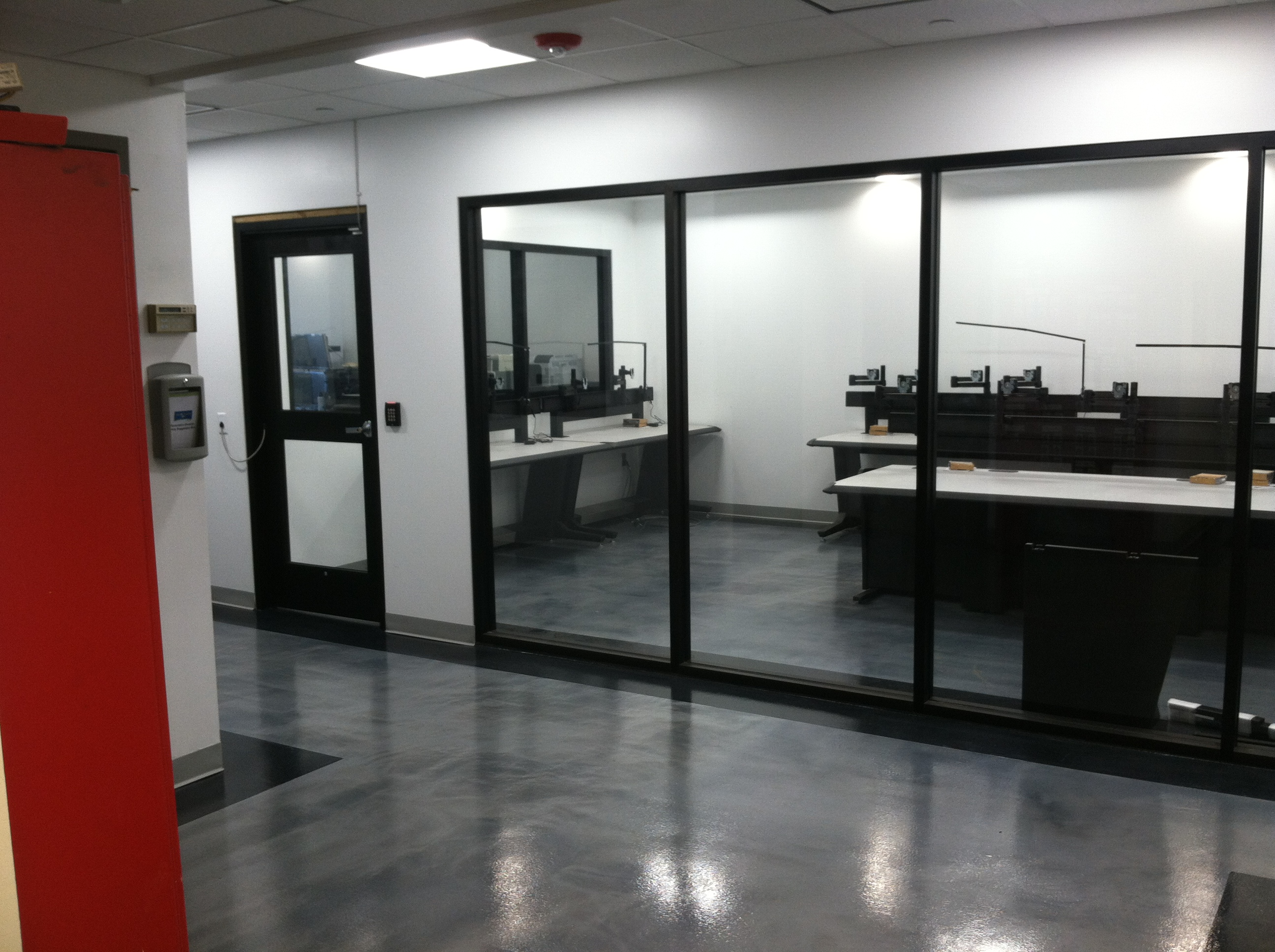 Sibley Generating Station Control Room Expansion