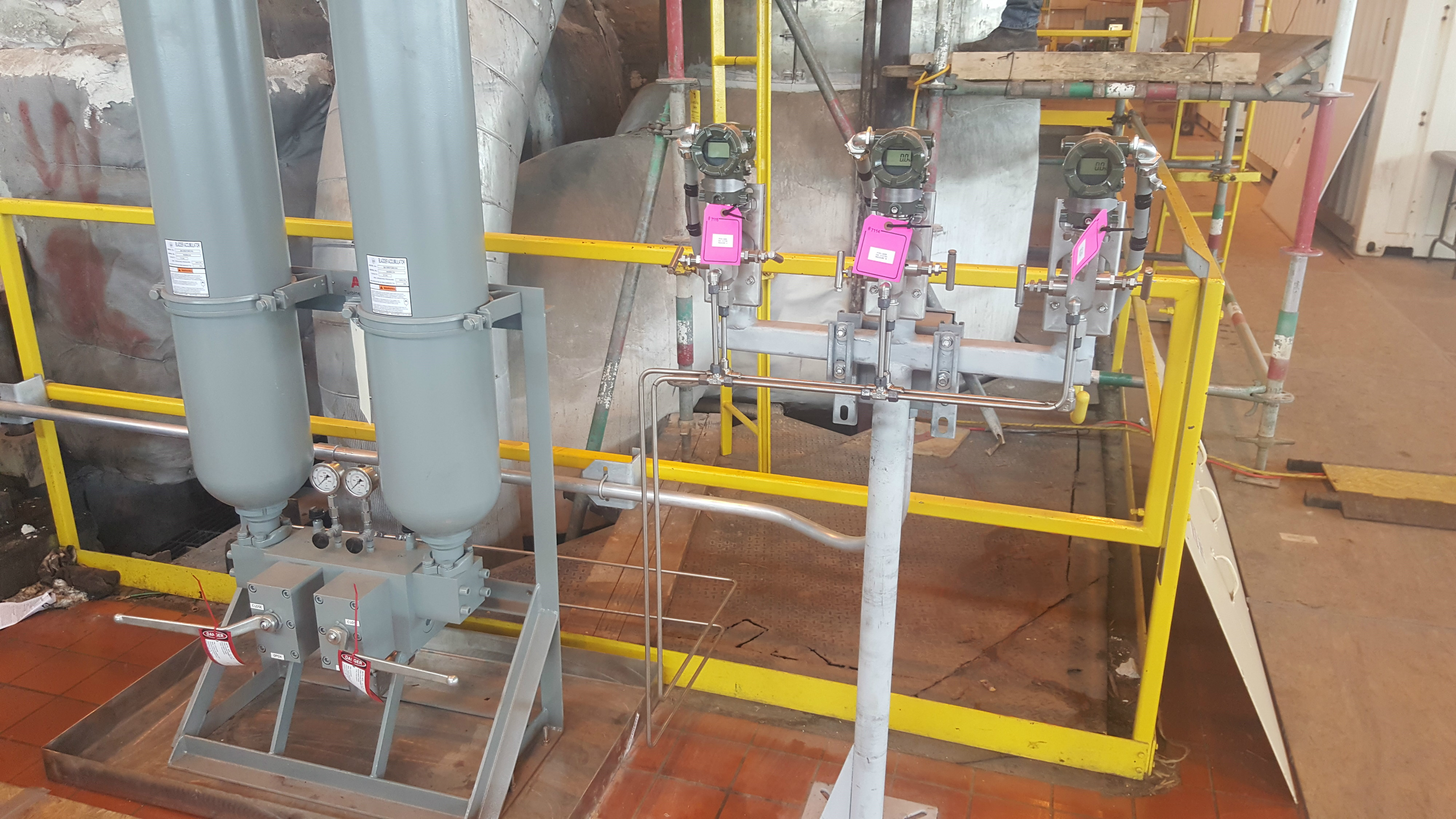 Flint Creek- Unit 1 Controls Upgrade