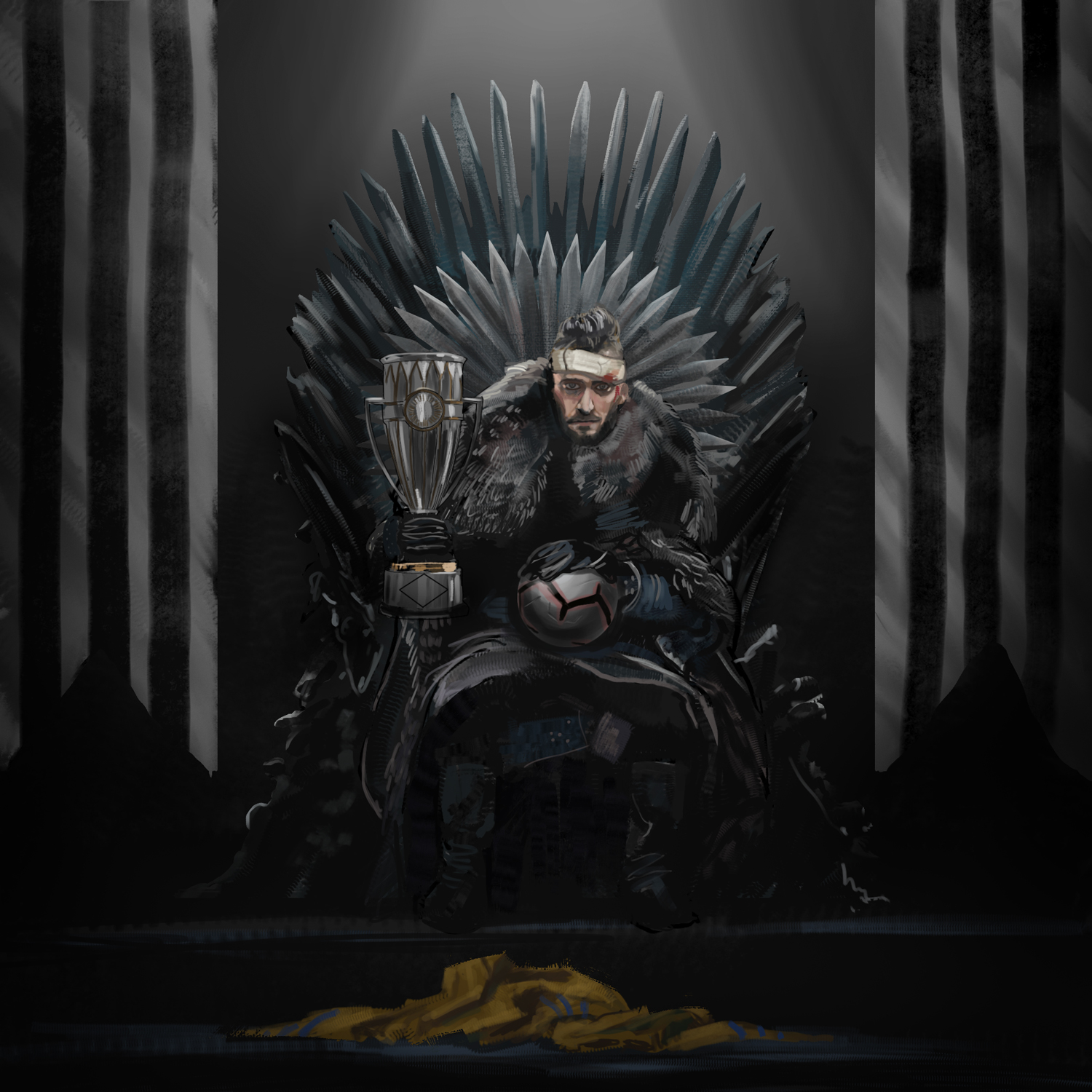 king in the north rayados