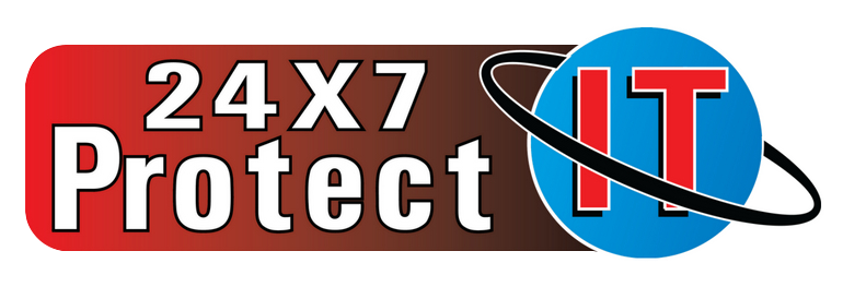 24x7 Protect IT Logo