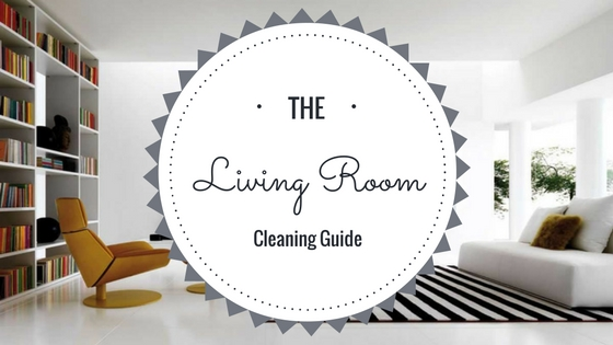 How to Clean a Living Room