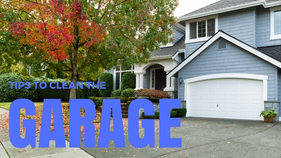 Top Homekeeper Tips on How to Clean a Garage