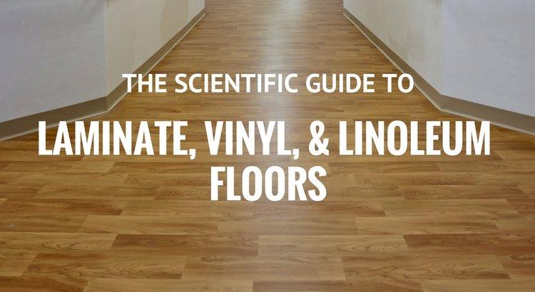 How To Clean Laminate Vinyl Or, Linoleum Laminate Flooring