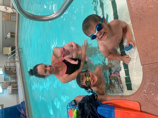 Little Fins Swim School Swim Lessons for Kids - Ms. Marci Harmon