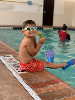 Little Fins Swim School Swim Lessons for Kids - Building Confidence in the Water