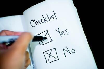 Checkliste App
