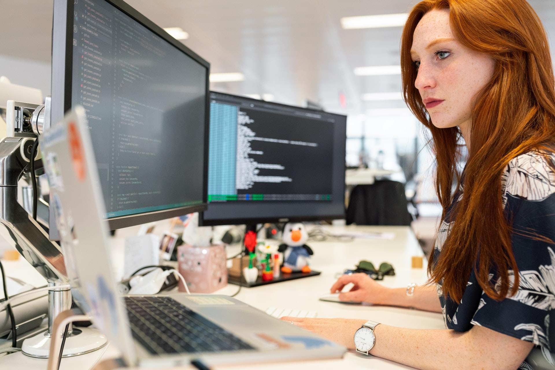Mitarbeiter Cloud Software