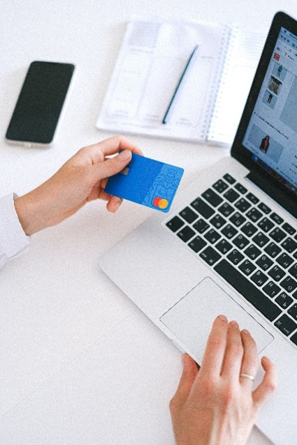 Zahlung im Internet