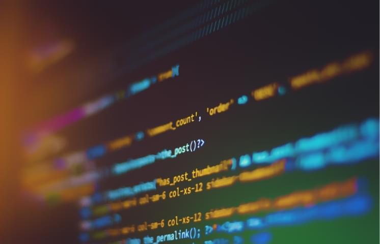 Programmierung des Codes