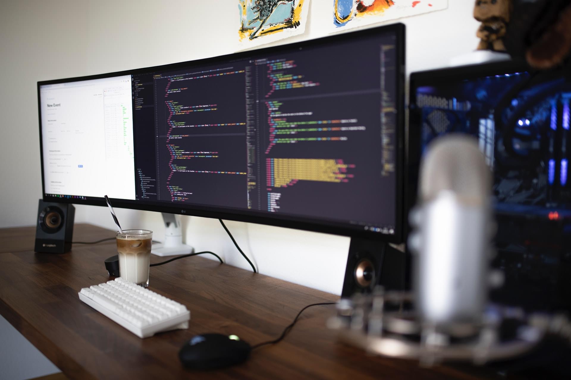 Programmierung einer Web App