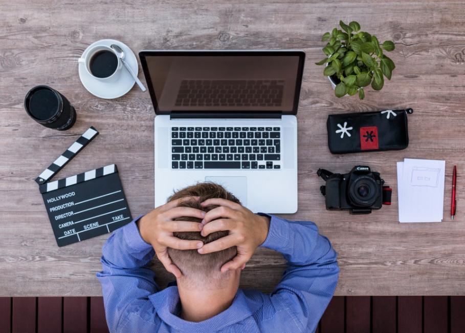 Verzweiflung wegen Programmierung
