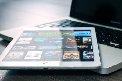 Apps auf iPad