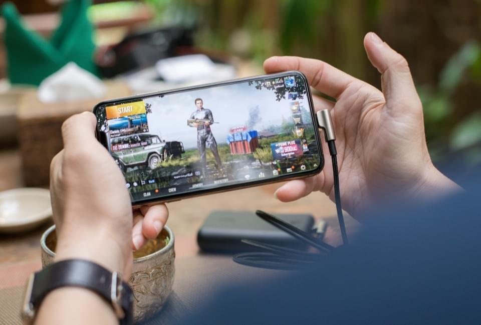 PUBG auf Smartphone spielen