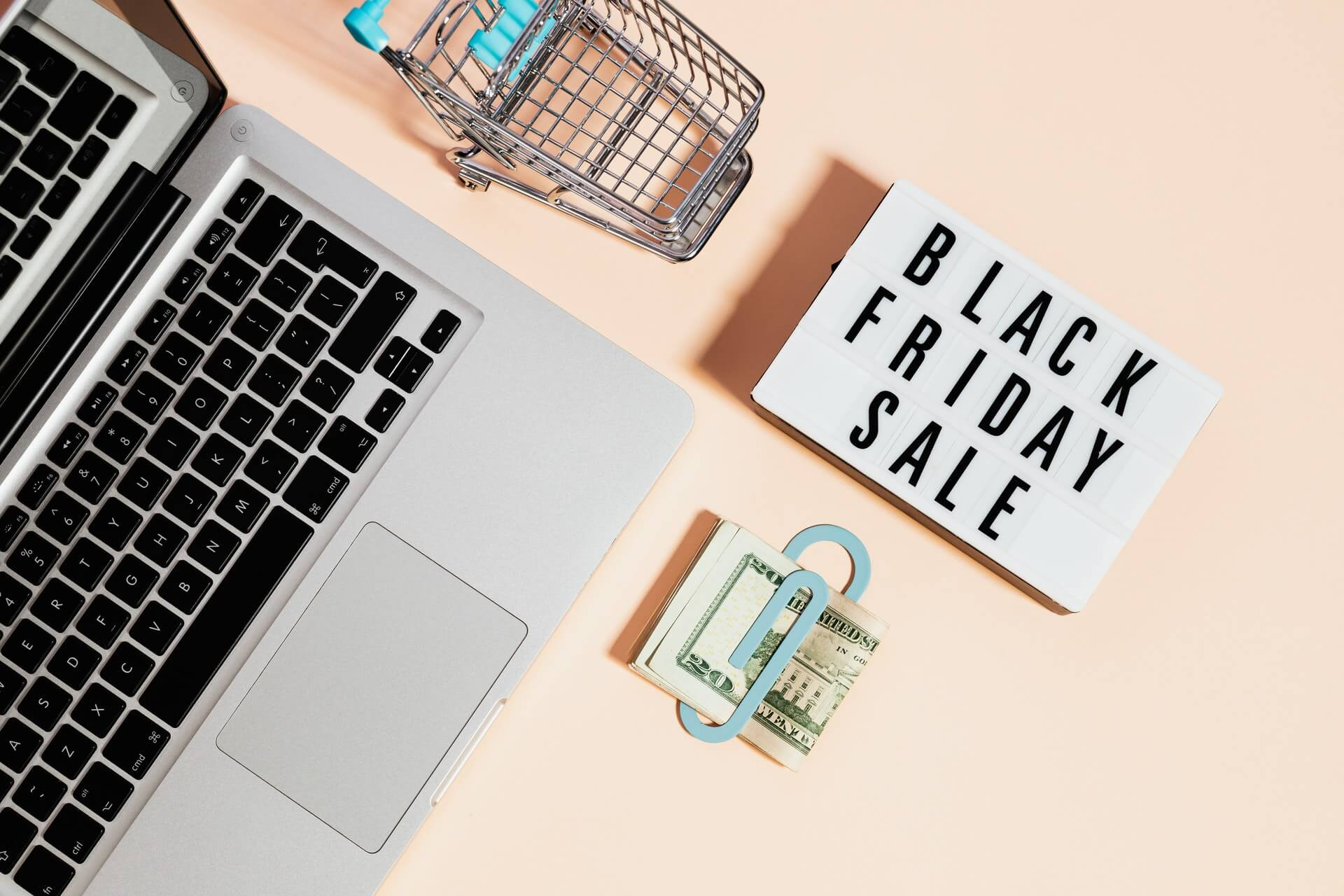 Onlineshop Marketing Black Friday