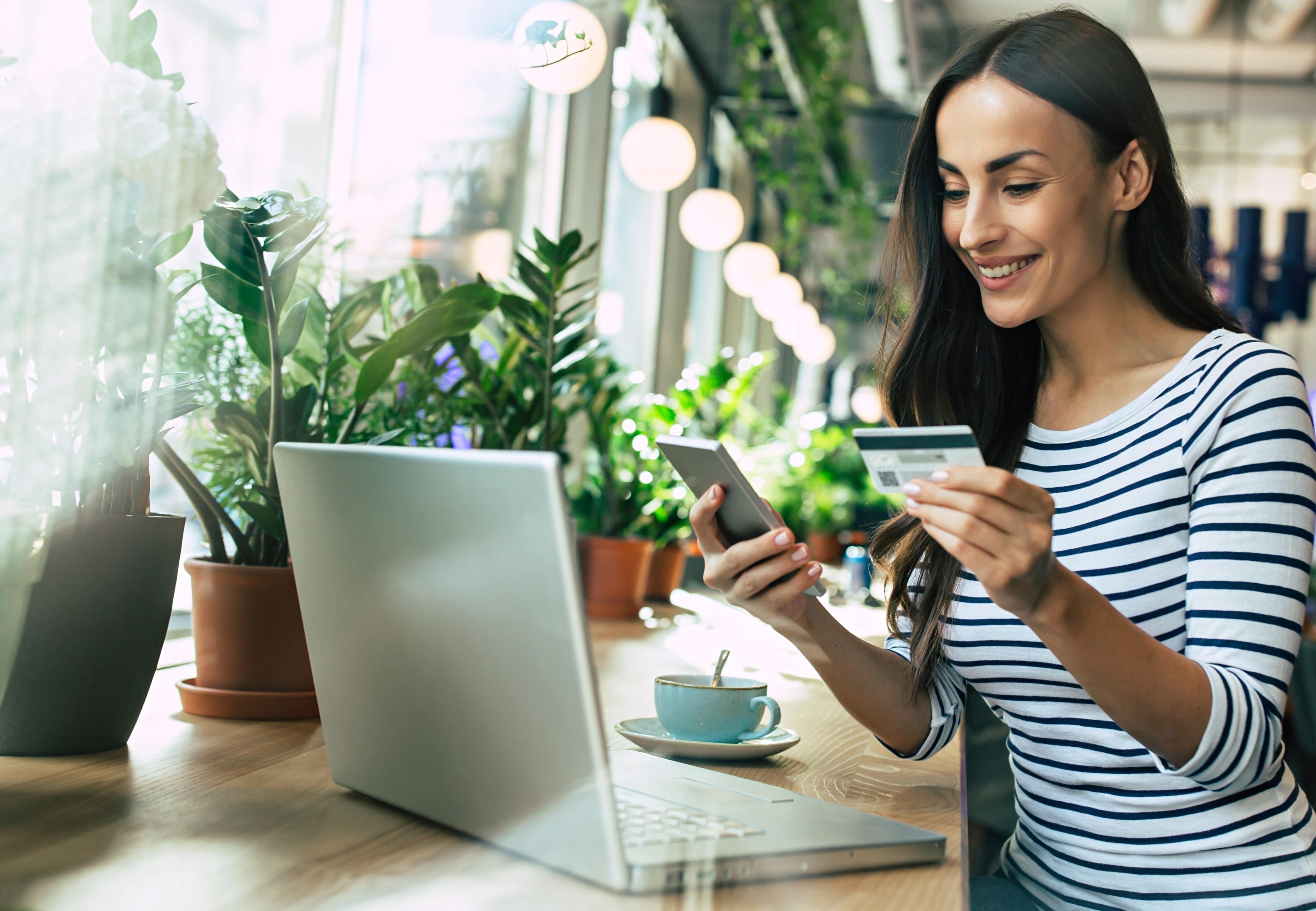 Digitales Shopping
