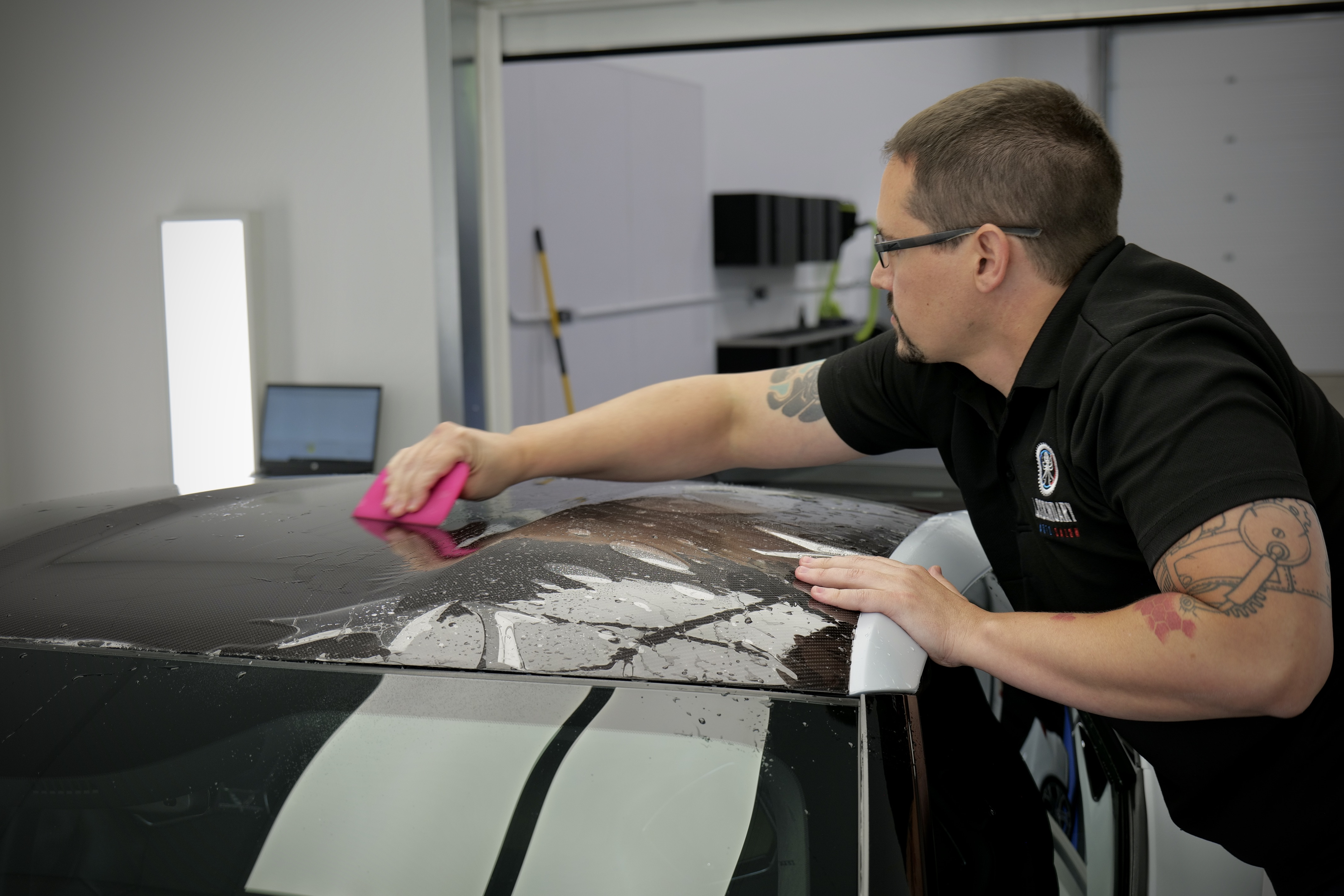 Paint Protection Film Install