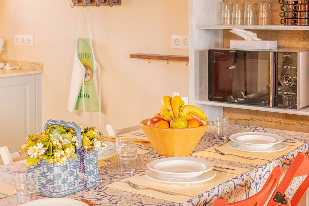 Mesa comedor casa Izargi (Mendigorria)