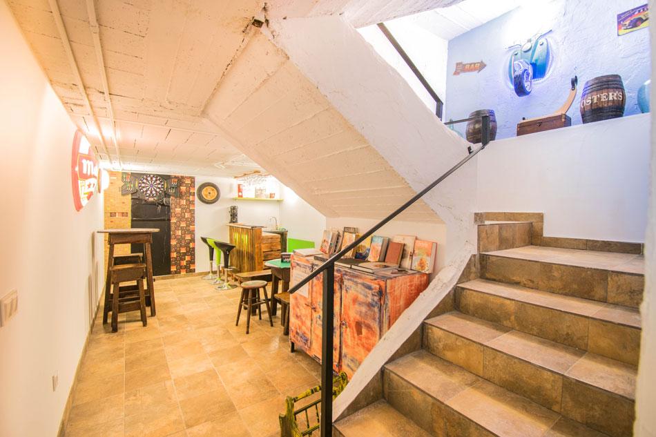 Bar casa rural Don Filo en Lerate