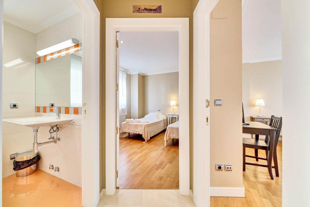 Habitación Hotel Rural Ver Venir (Garinoain)