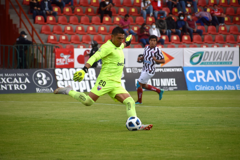 Atlante y Coyotes de Tlaxcala FC igualan marcador en la Jornada 5