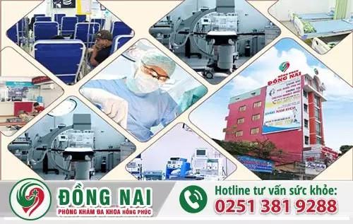 Phòng khám điều trị bệnh phụ khoa an toàn tại Đồng Nai.