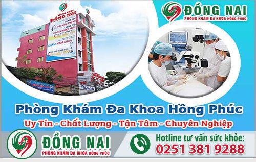 Phòng khám tư ở Biên Hòa Đồng Nai