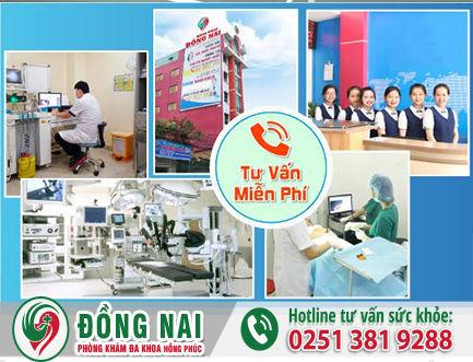 Phòng Khám Đa Khoa Hồng Phúc Biên Hòa - Địa chỉ khám chữa bệnh xã hội uy tín ở Biên Hòa Đồng Nai