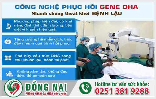 Kỹ thuật DHA là giải pháp chuyên đặc trị bệnh lậu an toàn, tiết kiệm chi phí