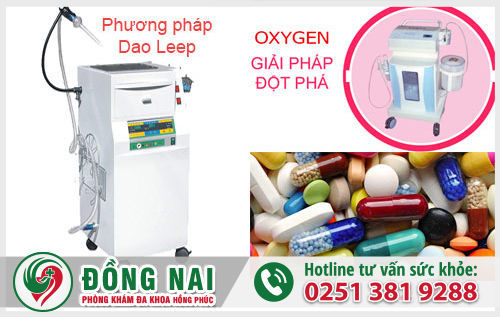 Phương pháp điều trị viêm phụ khoa hiệu quả ở Biên Hòa, Đồng Nai