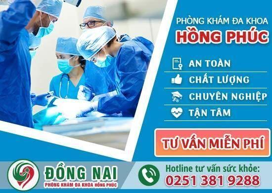 Phòng Khám Đa Khoa Hồng Phúc - Địa chỉ phòng khám chữa bệnh phụ khoa ở Biên Hòa Đồng Nai uy tín nhất 2021