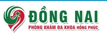 Logo Phòng Khám Đa Khoa Hồng Phúc Biên Hòa